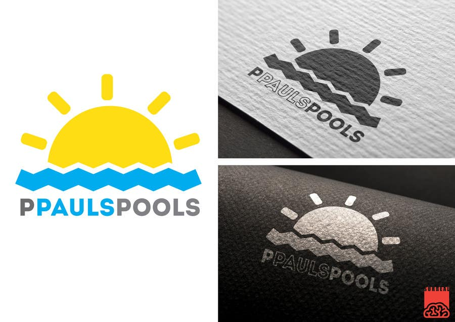 Wasilisho la Shindano #1 la Design a Logo - S Paul Pools