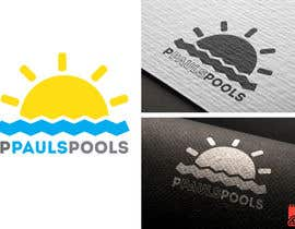 #1 for Design a Logo - S Paul Pools by graficcs