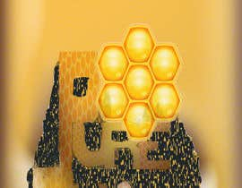 #84 para Design a Logo for a Honey Product -- 2 de IamLaguz