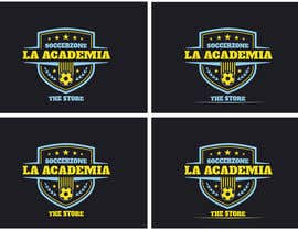 #4 для Amend a Soccer Logo від Jeje05