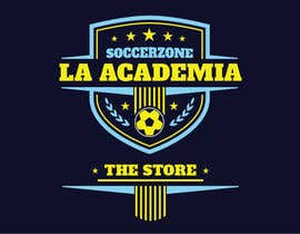 #6 for Amend a Soccer Logo by smarchenko