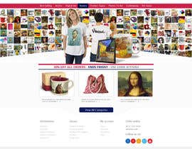 grafixeu tarafından homepage Design Mockup for our startup website için no 29