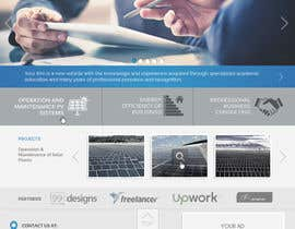 #5 Design a modern professional Logo & Website Mock-up -- 2 részére Kuzmanovic által
