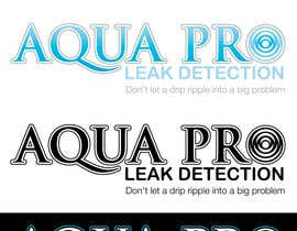 #18 για Design a Logo and Business Card for a Leak Detection Company for Water Leaks (Similar to Plumber) Up to 2 Winners από DaveWL