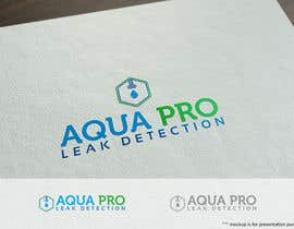 #38 para Design a Logo and Business Card for a Leak Detection Company for Water Leaks (Similar to Plumber) Up to 2 Winners de thranawins