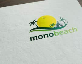"#11 for design a logo for ""monobeach"" by Junaidy88"