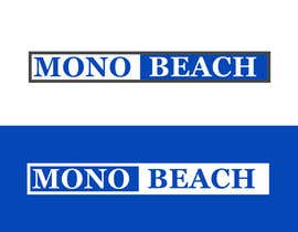 "#3 for design a logo for ""monobeach"" by romeorider97"