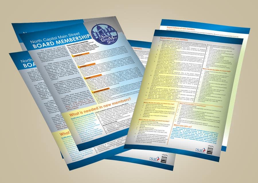 Конкурсна заявка №9 для Design a Flyer2