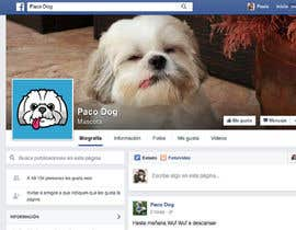 #24 для Design a Logo for Paco Dog, Crea un logo para Paco Dog від dgpaolacastaneda