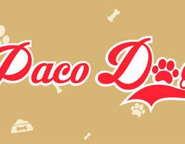 #20 for Design a Logo for Paco Dog, Crea un logo para Paco Dog by Bateriacrist