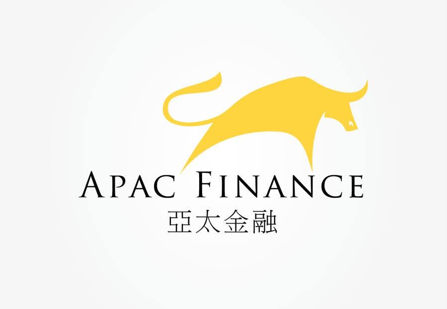 #35 for APAC Finance logo design by andrefantini