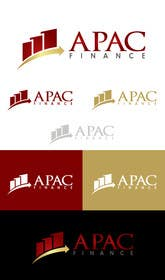 #42 for APAC Finance logo design by SergiuDorin