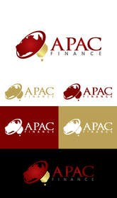 #44 for APAC Finance logo design af SergiuDorin