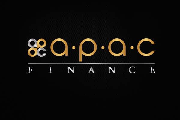 #4 for APAC Finance logo design by zaideezidane