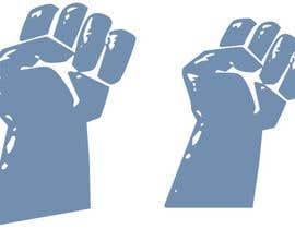 #9 для Make an animated gif of a waving hand від ganzam