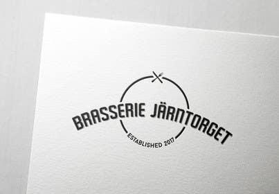 #51 para Designa en logo for restaurant/ brasserie de aliciavector