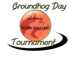 #6 para Youth Basketball Tournament Logo por Benno91