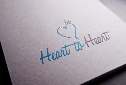 #21 for Logo Design for Heart to Heart Diamonds by graphicideas4u