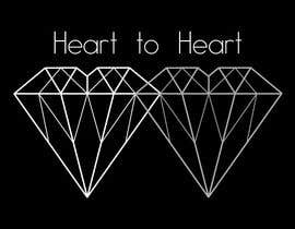 #2 for Logo Design for Heart to Heart Diamonds by jessaros