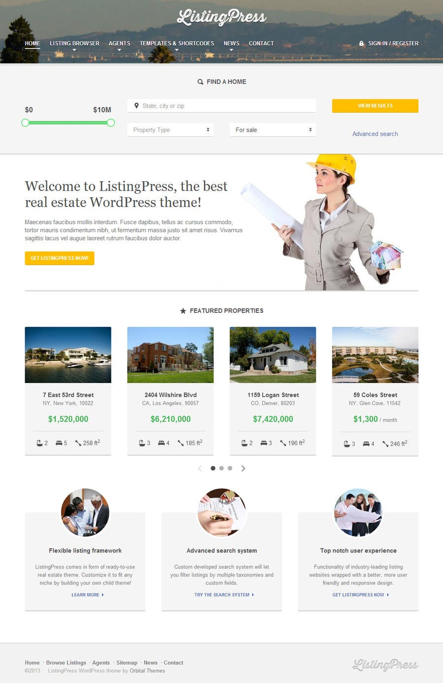 #6 for Build a Website for www.Commercialmls.net real estate website by flashraj