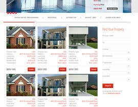 nº 10 pour Build a Website for www.Commercialmls.net real estate website par vidhisha11