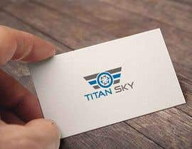 #176 for Design a Logo for Titan Sky by royalorion23