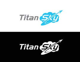 #149 for Design a Logo for Titan Sky by zistudio