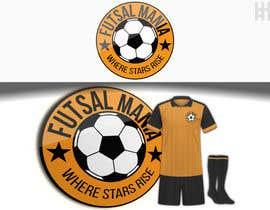 #18 for Futsal Mania - Logo design by Hakuna614