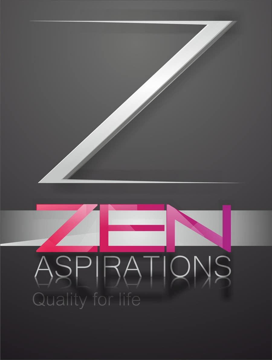 #18 for Design a Logo for Zen Aspiration by turapist