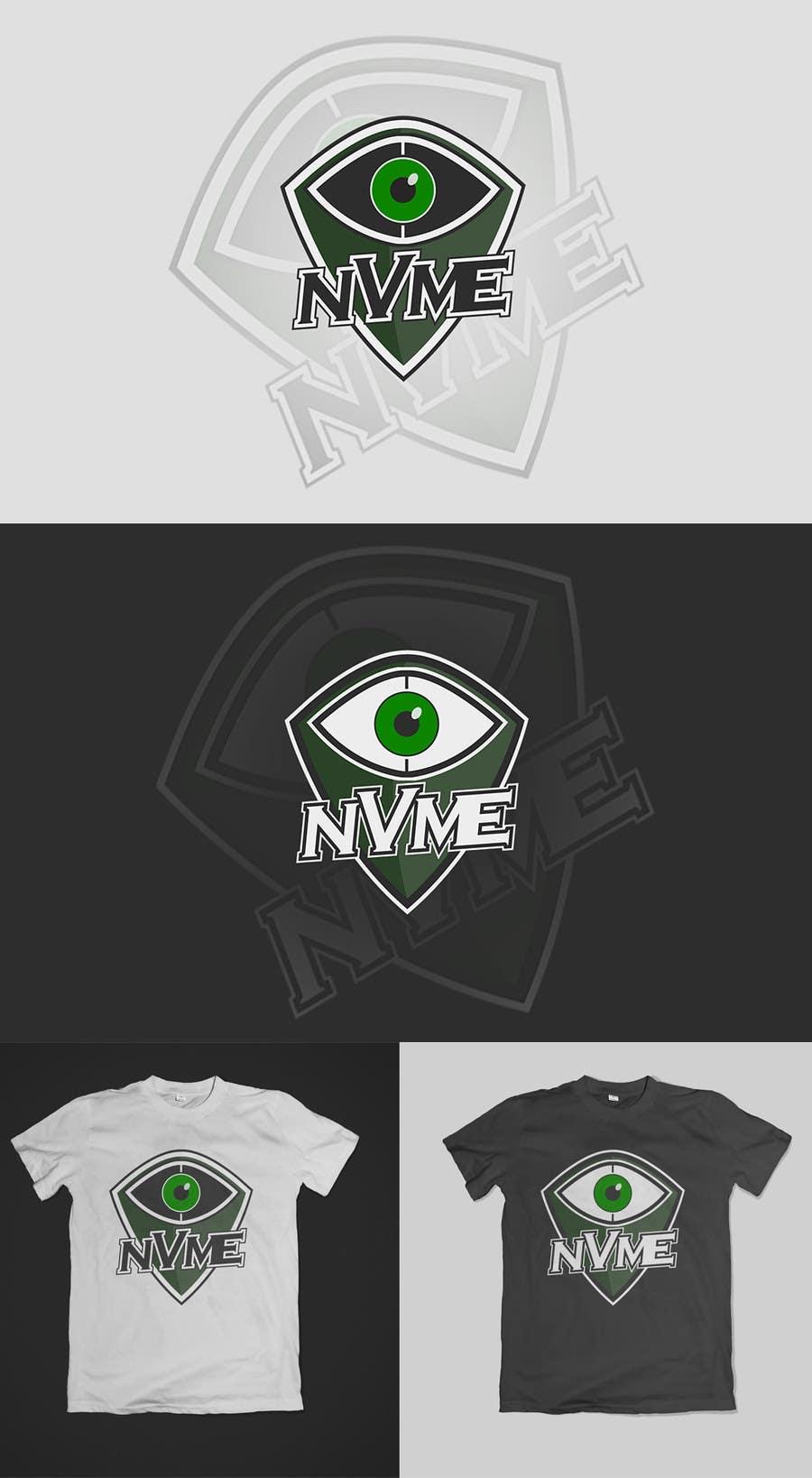 Entry 44 By Yacineghommidh For Nvme Clan Logo Freelancer