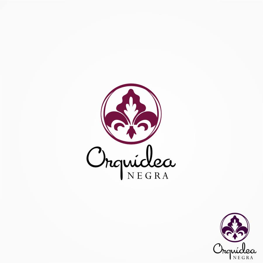 Contest Entry #69 for Logo for Orquídea Negra