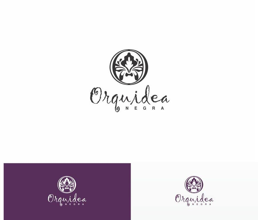 Contest Entry #72 for Logo for Orquídea Negra
