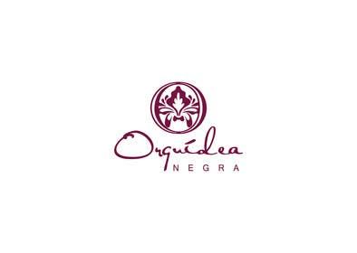 #6 for Logo for Orquídea Negra by Designer575