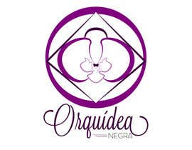 #75 for Logo for Orquídea Negra by eswinslet