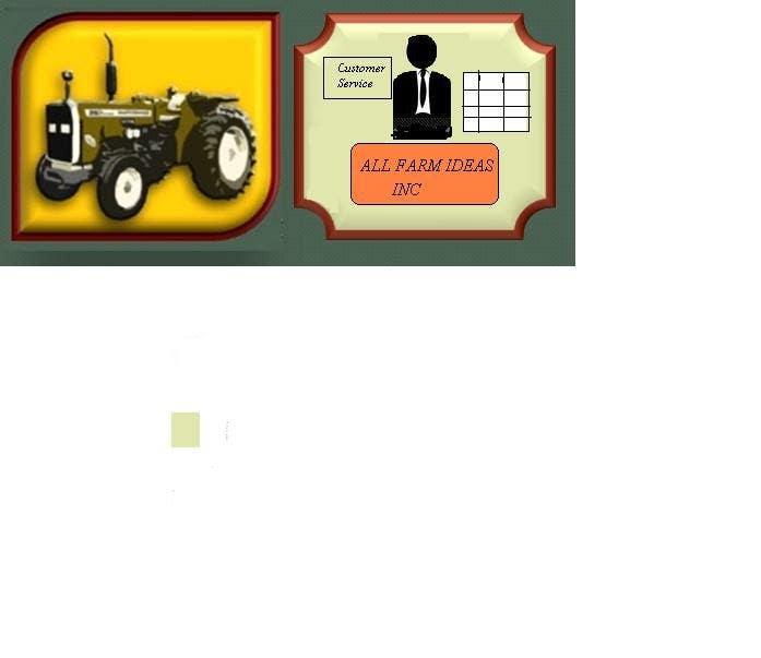 Kilpailutyö #16 kilpailussa Logo Design for All Farm Ideas, Inc