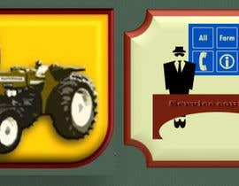 #25 untuk Logo Design for All Farm Ideas, Inc oleh peterkasakov