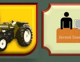 #7 untuk Logo Design for All Farm Ideas, Inc oleh peterkasakov