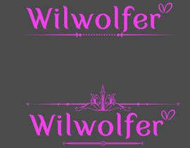 "#37 for Logo Design for Our Brand ""Wilwolfer""or""WilWolfer"" by bha4"