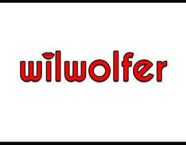 "#30 for Logo Design for Our Brand ""Wilwolfer""or""WilWolfer"" by redoanrahat"