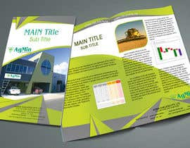 #10 for Design a Brochure Template by gopiranath