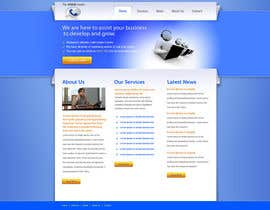 thelordsl tarafından Design a Website Mockup for The VOICE Centre - Australian Call Centre için no 1