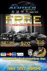 Contest Entry #11 for Design a Flyer for automotive repair shop 4x6
