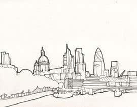 nº 9 pour B&W Pen & Ink Drawings of Cityscapes Wanted par Anniek73