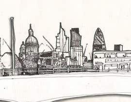 nº 21 pour B&W Pen & Ink Drawings of Cityscapes Wanted par Anniek73