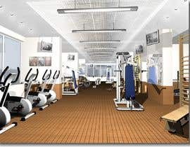 #3 for 5 star hotel - gym concept af loulou1988