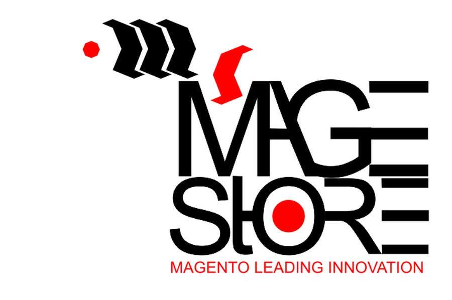 Penyertaan Peraduan #237 untuk Logo Design for www.magestore.com