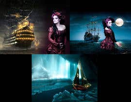 #3 for Ship needs a cool refreshment, tuning, optic, visual effekt , 3D effekt by sucharitasaha22