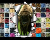 Graphic Design Contest Entry #23 for Banner Ad Design for The Buffalo Wool Co.
