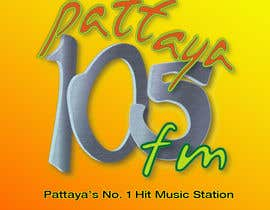 #63 cho Design a Logo for Pattaya 105FM bởi authenticweb