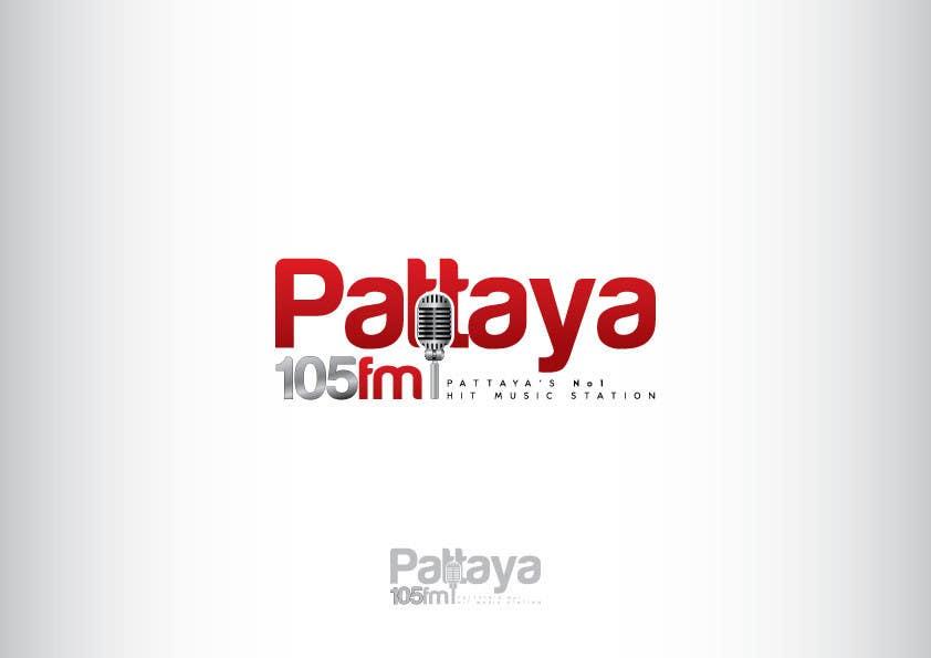 Proposition n°47 du concours Design a Logo for Pattaya 105FM